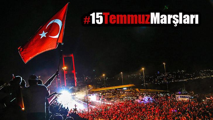Murat Kekilli 15 Temmuz Marşı – Vatan Millet Aşkına