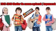 2015-2016 Okullar Ne Zaman Açılacak?