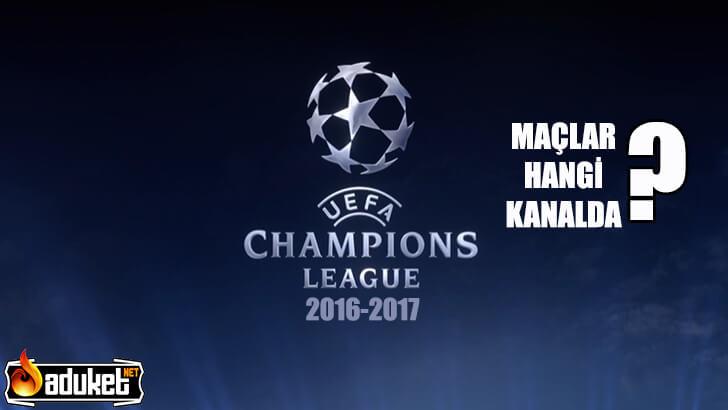 Beşiktaş-Dinamo Kiev 28 Eylül 2016 hangi kanalda