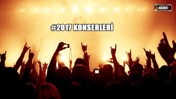 2017 Konserleri