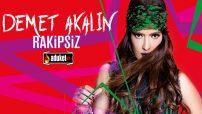 Demet Akalın Rakipsiz albümü