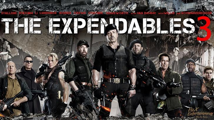 Expendables 3 izle Cehennem Melekleri 3
