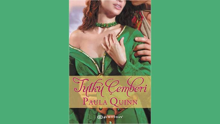 Paula Quinn Tutku Çemberi 2014 Yeni Kitap