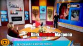 TV8 Kürk Mantolu Madonna gafı izle