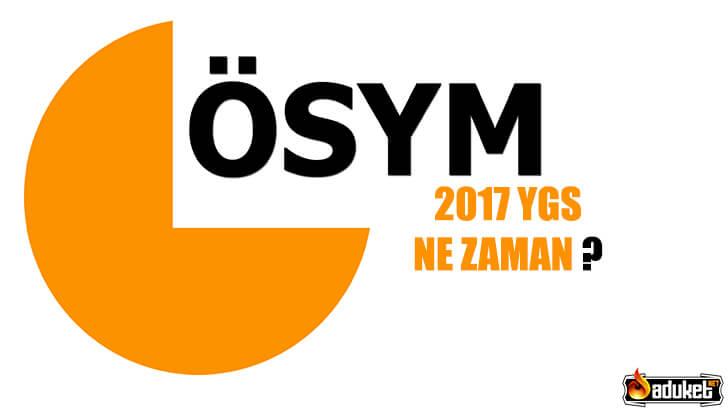 YGS 2017 Ne Zaman – Yeni YGS Müfredatı