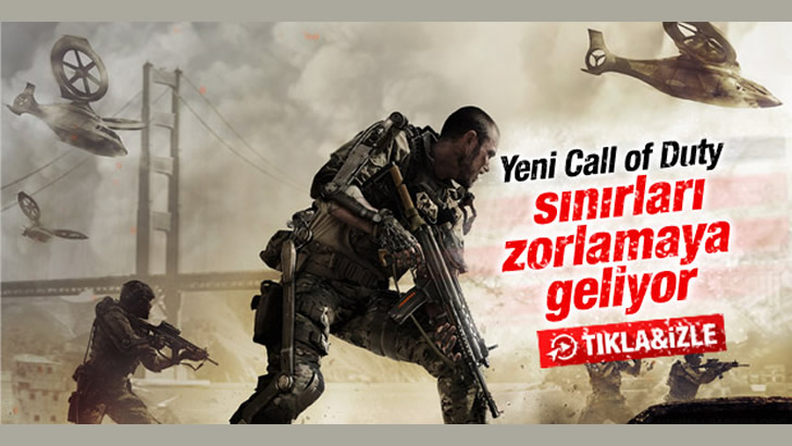 Call of Duty: Advanced Warfare Oyun Bilgileri