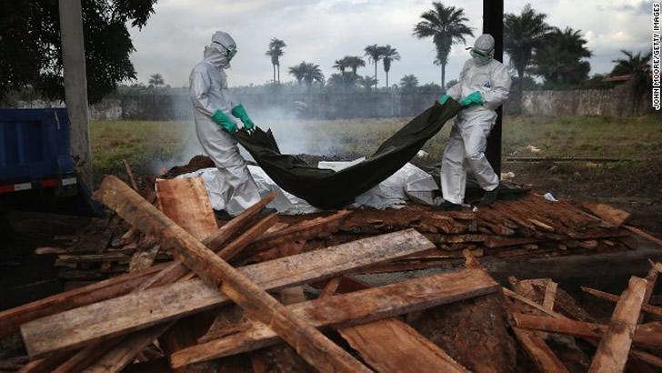Ebola virüsü nedir? Nasıl bulaşır? Belirtileri