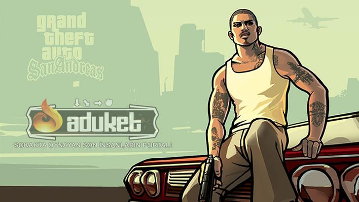 GTA San Andreas Turkish City Full Download