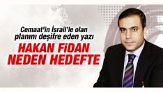 Mit Müsteşarı Hakan Fidan Neden Hedefte?