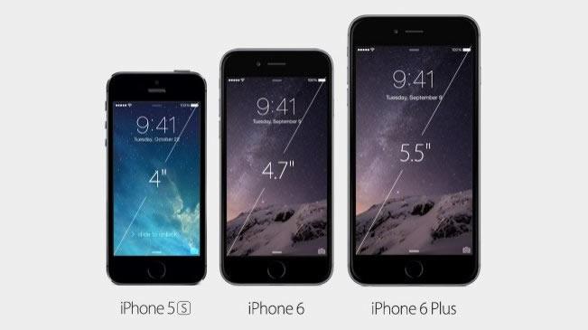 iphone 6 ekran görüntüsü