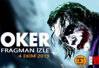 Joker izle – 2019 fragman