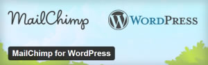 mail chimp wordpress