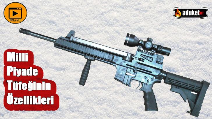 Milli Piyade Tüfeği MPT-76 özellikleri