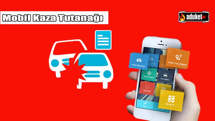 Mobil Kaza Tutanağı Uygulaması