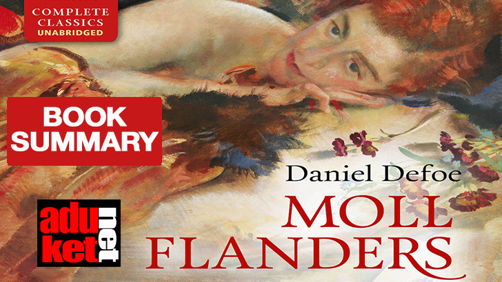 Moll Flanders book summary