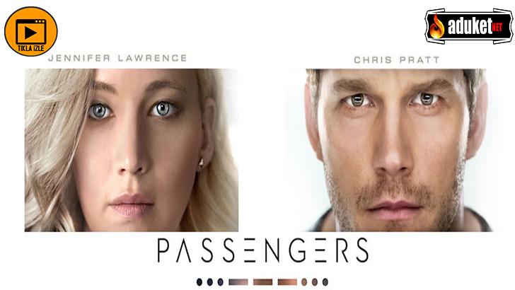 Passengers fragman izle