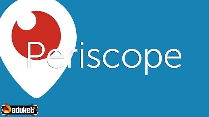 Periscope indir – Nasıl Kullanılır