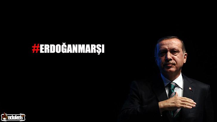 Erdoğan Marşı dinle-şarkının sözleri