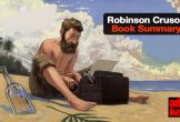 Robinson Crusoe book summary