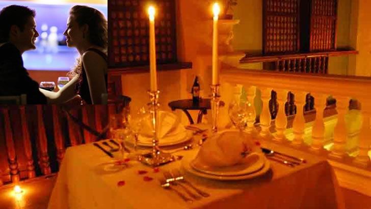 Sevgiliyle Akşam Yemeğine Çıkıyor muyuz?