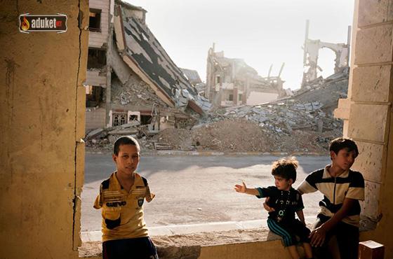 ISIS'ten arda kalan Ramadi