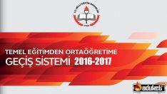 TEOG 2016-2017 Ne Zaman