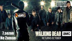 The Walking Dead 7.sezon – Neler Olacak