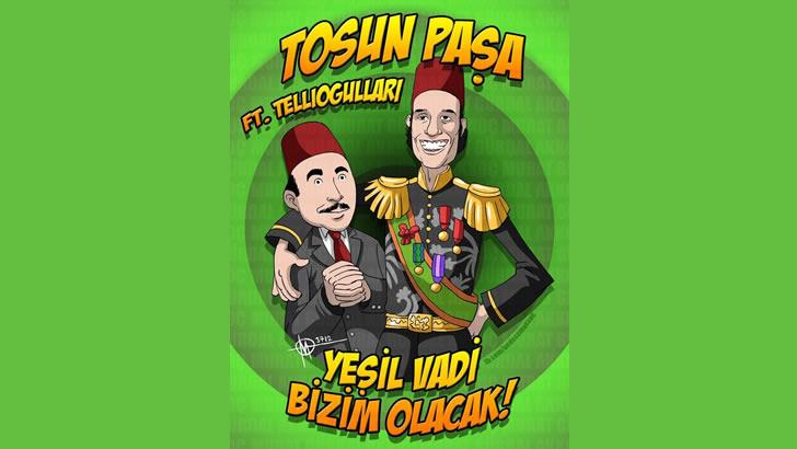 Kemal Sunal Tosun Paşa
