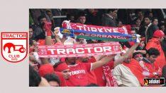 Traktor Sazi Tebriz Futbol Kulübü