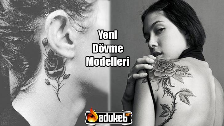 Yeni Dövme Modelleri
