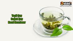 Yeşil Çay Nasıl Yapılır- Soğuk Çay Tarifleri